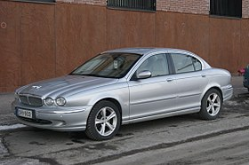 Jaguar X-Type - WikipediaWikipedia