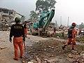 2008년 중앙119구조단 중국 쓰촨성 대지진 국제 출동(四川省 大地震, 사천성 대지진) DSC09383.JPG