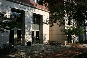 UNC School of Social Work - Image: 2008 07 21 Tate Turner Kuralt Building 1