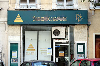 Scientology in France