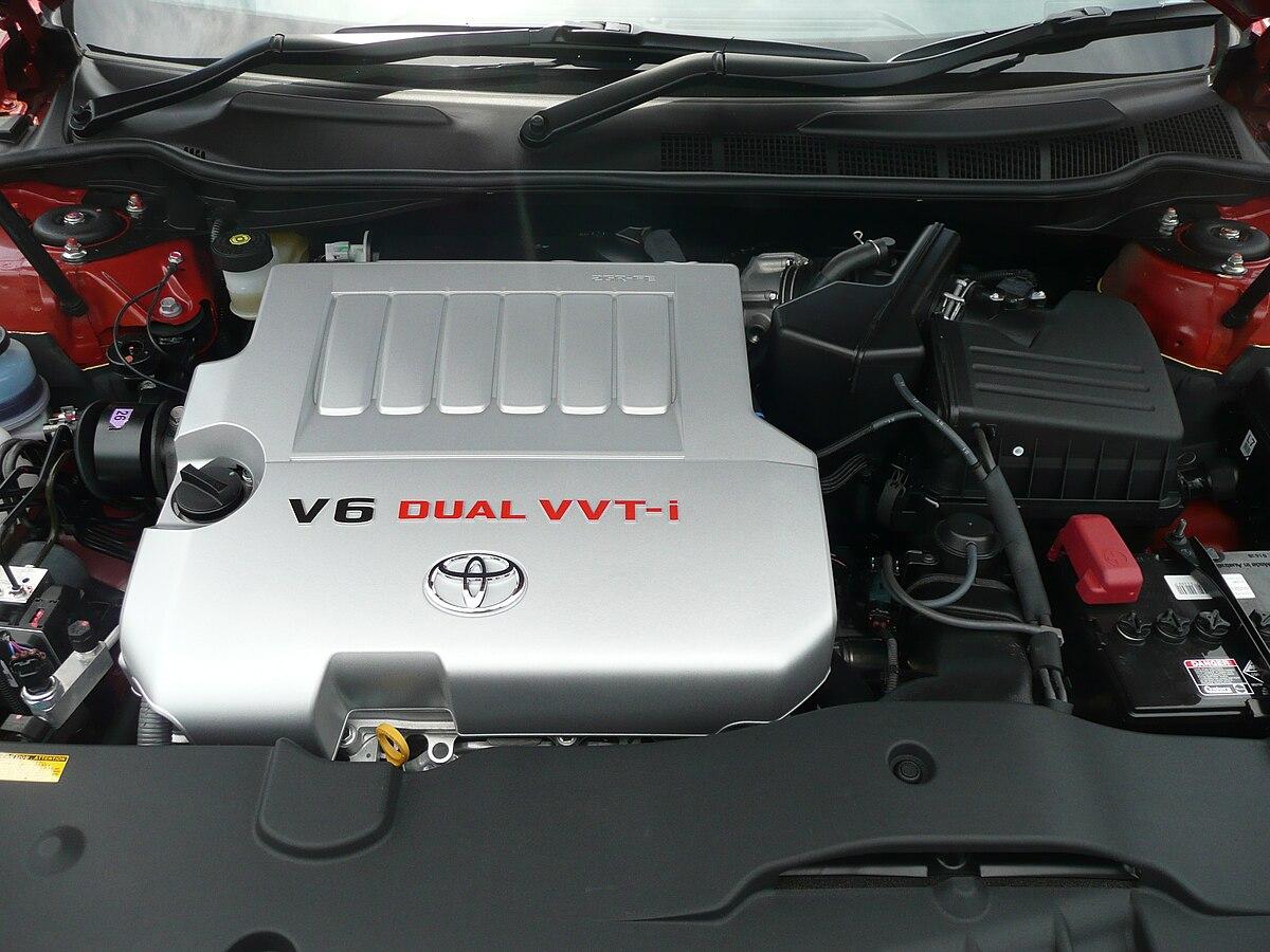 Двигатель Toyota Gr Википедия