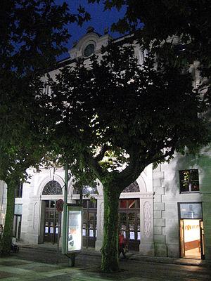Façana del Teatre Principal d'Olot (2008)