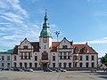 20090809 Karlshamn, Rathaus 2.JPG