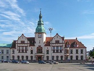 Karlshamn Municipality - Karlshamn Town Hall