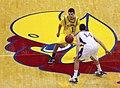 20091219 Stu Douglass of Michigan Wolverines Basketball against Kansas.jpg