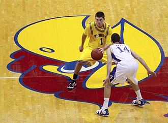 2009–10 Michigan Wolverines men's basketball team - Douglass