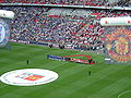 2009 FA Community Shield - National anthem.JPG
