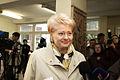 2009 m. Respublikos Prezidento rinkimai Dalia Grybauskaitė 01.jpg