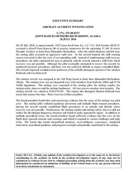 File:2010 Alaska USAF C-17 crash report.pdf