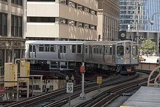"Chicago ""L"" Rapid transit system in Chicago, Illinois, operated by the CTA"