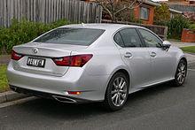 https://upload.wikimedia.org/wikipedia/commons/thumb/4/4b/2012_Lexus_GS_250_%28GRL11R%29_Luxury_sedan_%282015-08-07%29_02.jpg/220px-2012_Lexus_GS_250_%28GRL11R%29_Luxury_sedan_%282015-08-07%29_02.jpg