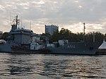 2013-08-29 Севастополь. Вспомогательное судно A512 Mosel ВМС Германии (6).JPG