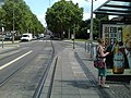 2014-07-25 Dresden Äußere Neustadt Bautzener Straße Haltestelle c.jpg