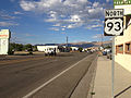2014-08-09 18 20 09 View north along U.S. Route 93 about 53.7 miles north of the Lincoln County line in Ely, Nevada.JPG