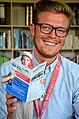 2014-10-14 Maximilian Mente, Geschäftsführer der Kreativagentur ZUM HOHEN UFER in Hannover.jpg
