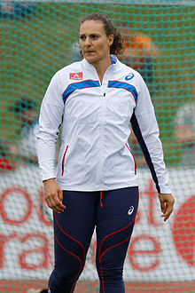 2014 DécaNation - Discus throw 21.jpg