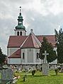 2014 Kamienica, kościół św. Jerzego 05.JPG