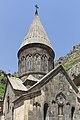 2014 Prowincja Kotajk, Klasztor Geghard (08).jpg