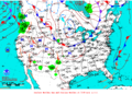 2015-10-07 Surface Weather Map NOAA.png