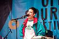 20150627 Düsseldorf Open Source Festival Robbing Millions 0020.jpg