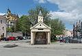 2015 Kapliczka ścięcia św. Jakuba w Wambierzycach 01.jpg