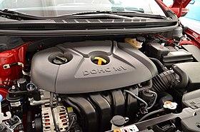 Hyundai Nu engine - Wikipedia | Hyundai 2 0 Engine Diagram |  | Wikipedia