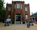 2015 London-Woolwich, Royal Military Academy 03.JPG