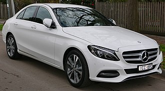 HICOM Automotive Manufacturers (Malaysia) - Image: 2015 Mercedes Benz C 200 (W 205) sedan (2015 07 03) 01