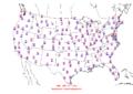 2016-04-18 Max-min Temperature Map NOAA.png