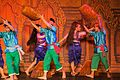 2016 Phnom Penh, Tradycyjny Kambodżański Pokaz Tańca (069).jpg