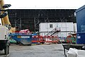 2016 Woolwich Crossrail station construction site 07.jpg