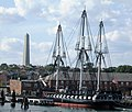 2017 Bunker Hill Monument and USS Constitution.jpg