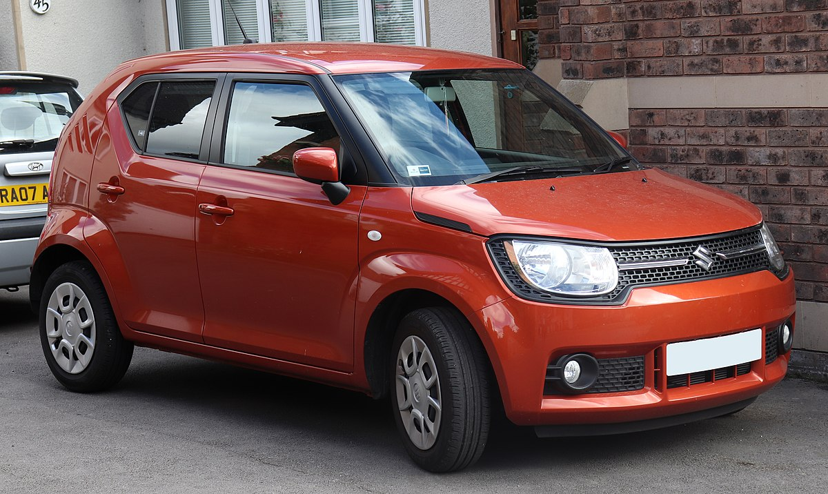 suzuki ignis wikipedia. Black Bedroom Furniture Sets. Home Design Ideas