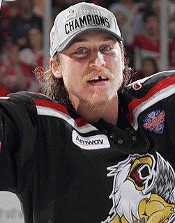 Tyler Bertuzzi Canadian ice hockey player