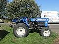 2018-10-22 Japanese tractor, ISEKI 2140, Trimingham Trosh.JPG
