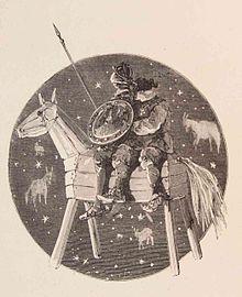 Image result for trojan horse vs clavileno