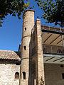 246 Casa del Canal (Mollerussa), torre.JPG
