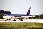 248cw - LAN Chile Cargo Boeing 767-316FER, CC-CZY@MIA,21.07.2003 - Flickr - Aero Icarus.jpg