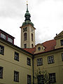 259 Klementinum, torre del rellotge.jpg