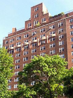 apartment building in Manhattan