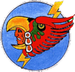 Emblem of the World War II 374th Fighter Squadron