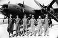 387th Bombardment Group - Crew of Martin B-26 Marauder Damita.jpg