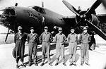 387th Bombardment Group - Crew of Martin B-26 Marauder Damita.jpg