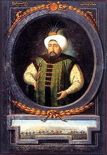Le sultan Mehmed IV