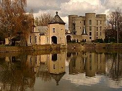 Schloss von Ham in Steenokkerzeel