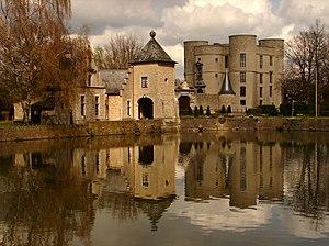 Steenokkerzeel - Image: 41321 Kasteel van Ham
