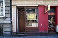 4974 Ulica Miernicza, witryna zakładu kaletniczego. Foto Barbara Maliszewska.jpg