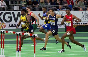2016 IAAF World Indoor Championships – Men's 60 metres hurdles