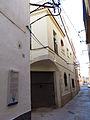 544 Carrer de Jerusalem, al barri de Remolins (Tortosa), lloc de l'antiga sinagoga.JPG