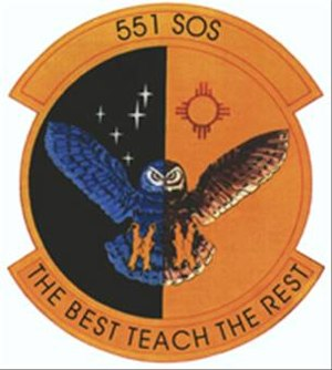 551st Special Operations Squadron - Image: 551st Special Operations Squadron